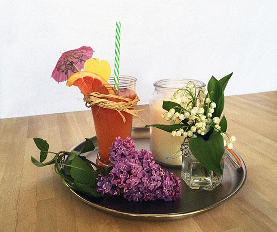 Recette cocktail maison - Le Comptoir des Lecteurs